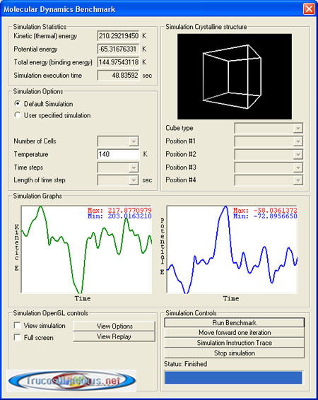AMD Athlon 64 X2 6000+  ScienceMark
