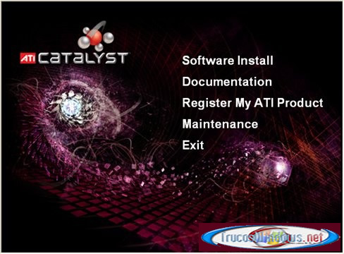software drivers Catalyst